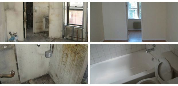 Before & After:  AAFE Saves Affordable Housing