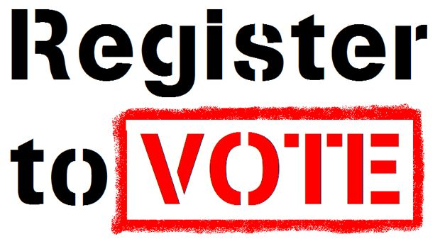 Time is Running Out:  Register to Vote by October 12!