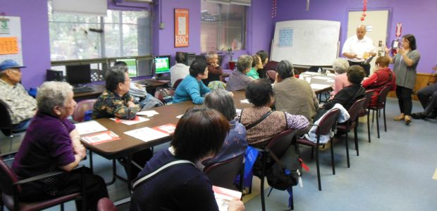 AAFE Organizes Fire Safety Workshops For Seniors