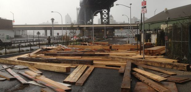 Asian American For Equality Responds to Hurricane Sandy