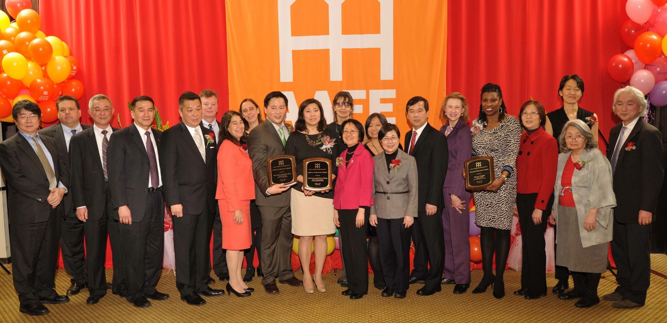 Photos: AAFE's 2013 Lunar New Year Banquet