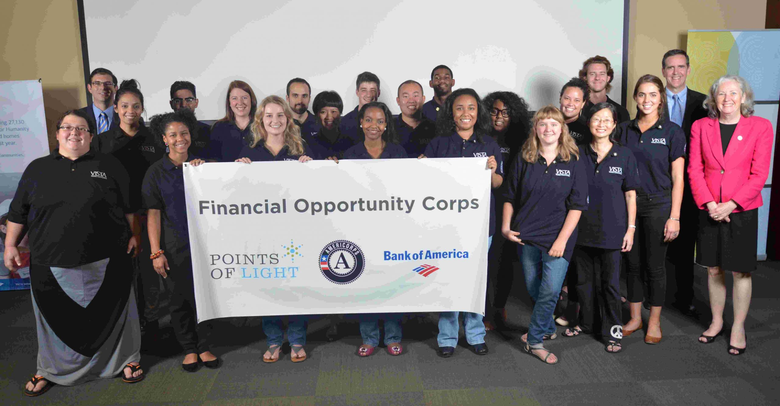 Financial Opportunity Corps Members Begin at AAFE