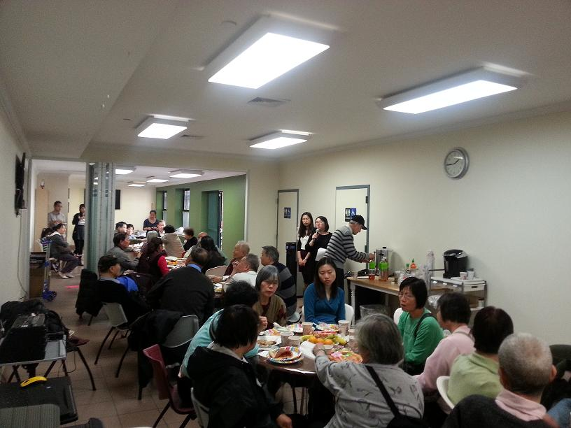 "Housing & Community Services Hosts Holiday Party, Introduces ""Friends of AAFE"" Membership"