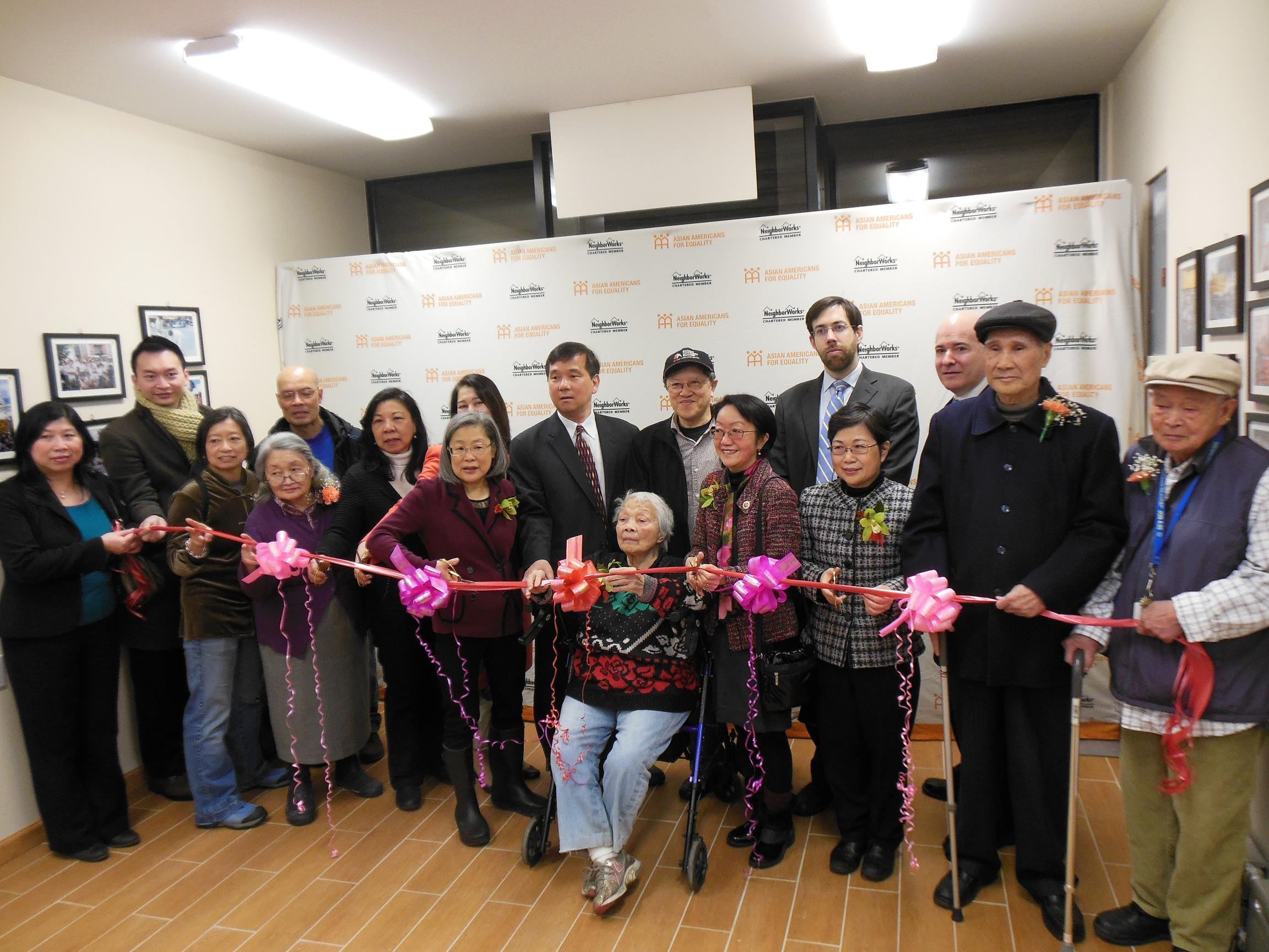 AAFE Celebrates Opening of 111 Division and 2 Allen Offices