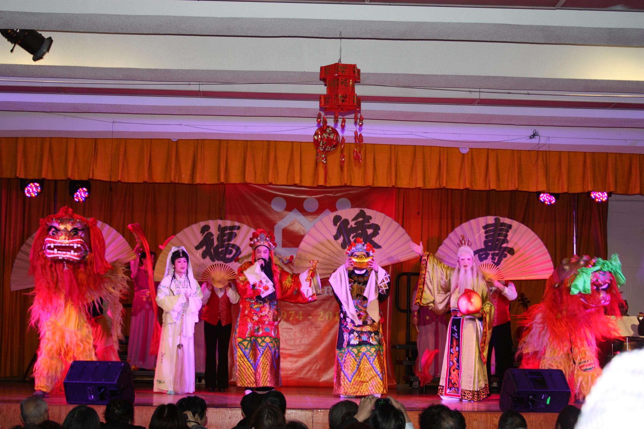 AAFE Hosts Community Lunar New Year Celebration in Chinatown