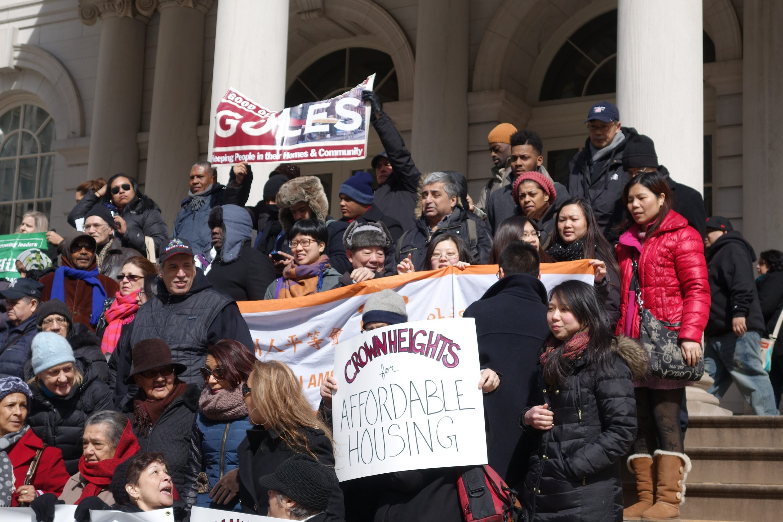 ANHD Rallies for Mandatory Inclusionary Zoning
