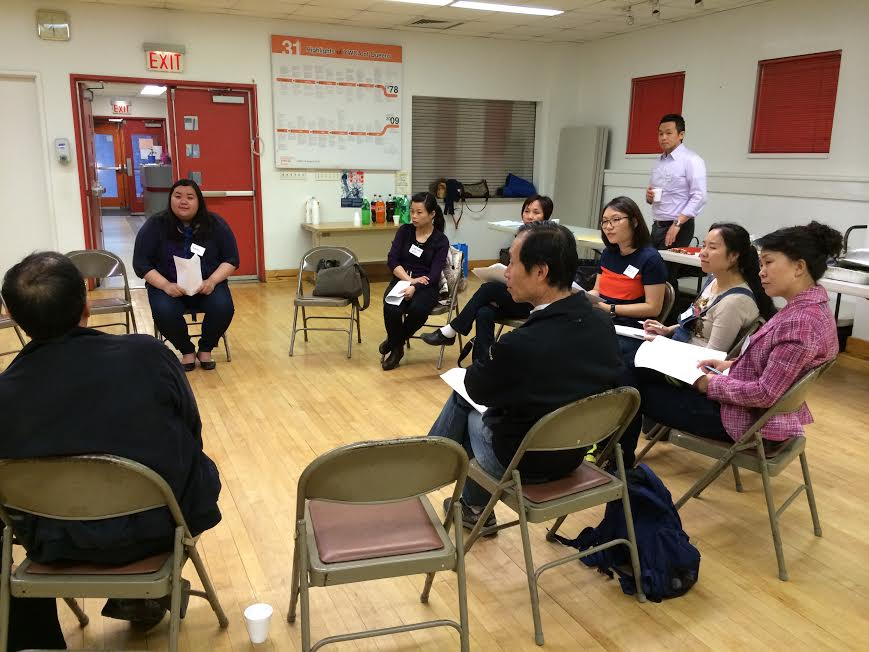AAFE Launches Parent Leadership Program at Flushing High and Flushing International