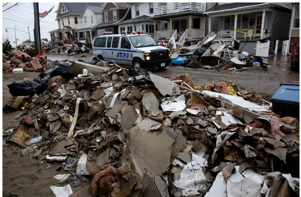 Lessons Learned from Superstorm Sandy