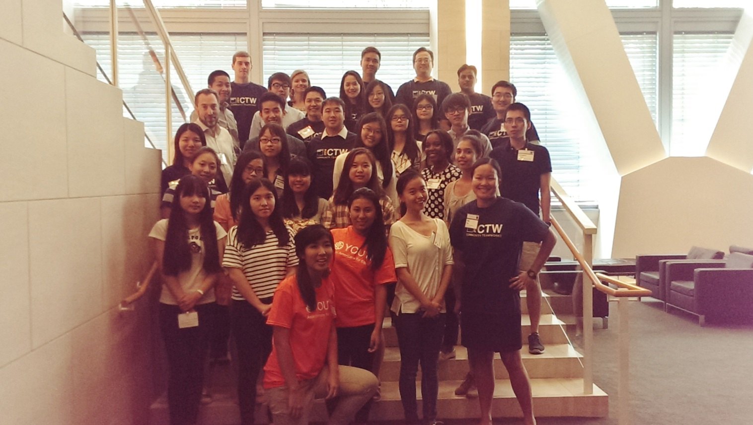 AAFE Youngsters Build Confidence and Communication Skills with Goldman Sachs
