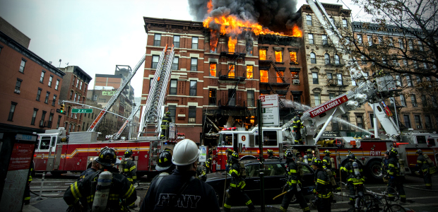 Renaissance Launches East Village Explosion Recovery Loan Program