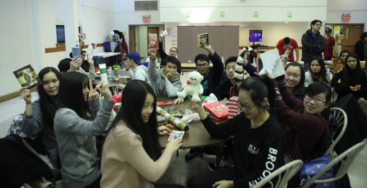 aafe youth holiday party 15