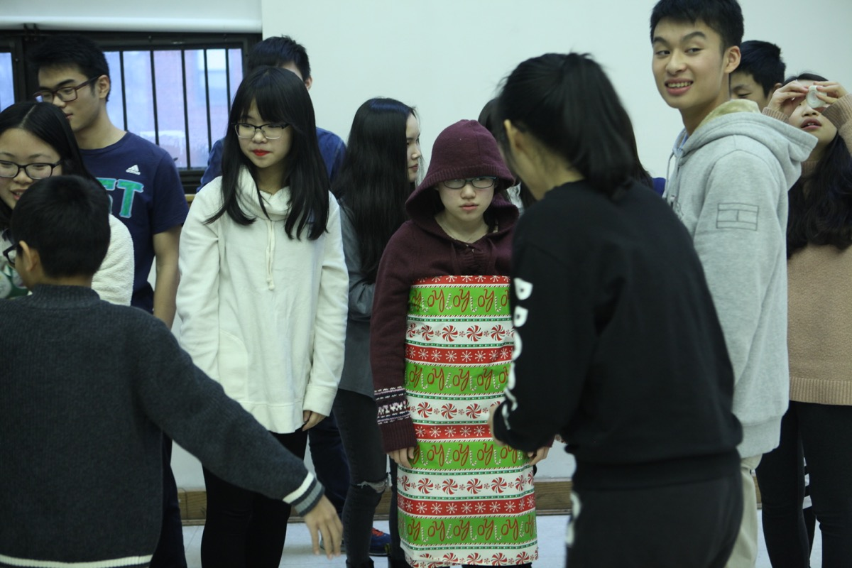 aafe youth holiday party 3