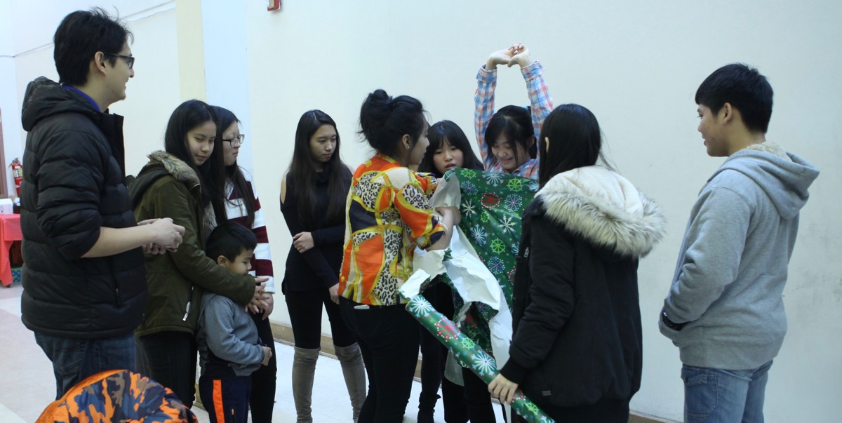 aafe youth holiday party 4