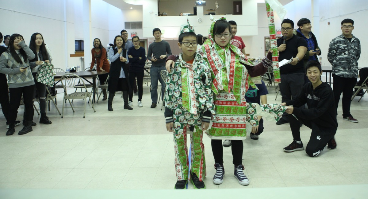 aafe youth holiday party 7