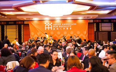 Scenes From AAFE's 2017 Lunar New Year Banquet