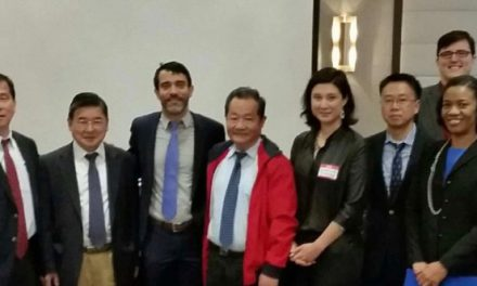 AAFE, Greater Flushing Chamber Launch Marketing Campaign