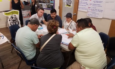 AAFE Leads Local Visioning Workshop on Future of Roosevelt Avenue