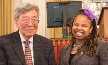 AAFE Board Member Po-Wang Yuen Honored With Pro Bono Award
