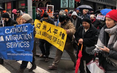 Stabilizing NYC Coalition Protests Predatory Landlords & Lenders in New York City