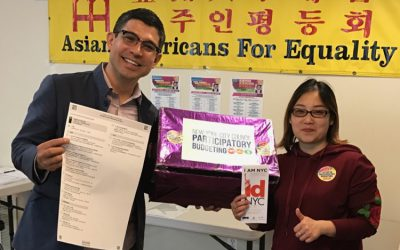 AAFE Hosts Council Member Menchaca in Participatory Budgeting Initiative