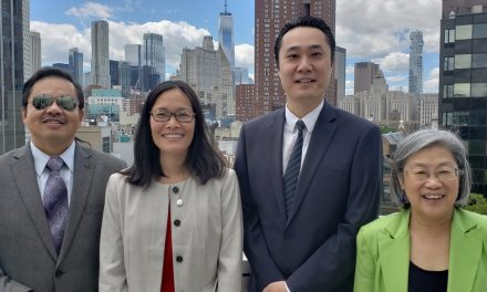 New Co-Executive Directors Sun and Yu Bring Fresh Ideas and Spirit of Collaboration to AAFE