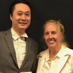 Two AAFE Staff Members Honored For Their Community Service