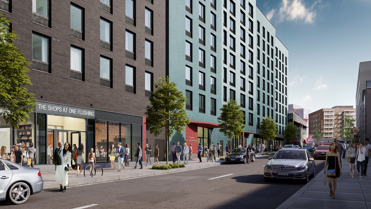 Housing Lottery Opens for 231 Affordable Apartments at One
