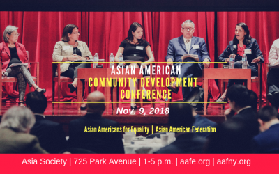 Dynamic Group of Speakers Announced For 2018 Asian American Community Development Conference