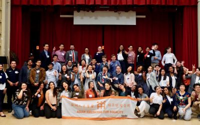AAFE Youth Take Part in Annual Flushing Career Conference