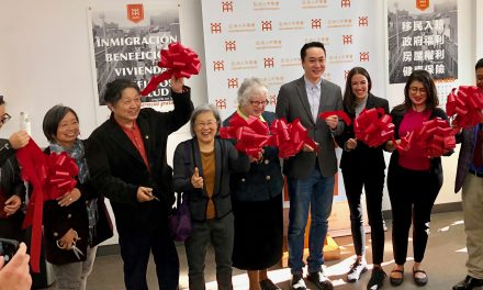 AAFE Opens Jackson Heights Office; Rep. Ocasio-Cortez Joins Ribbon Cutting Celebration
