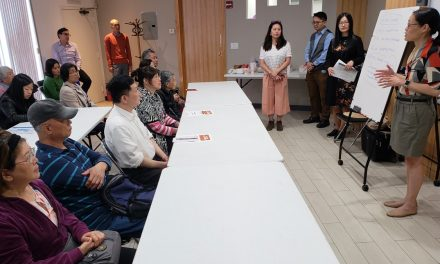 AAFE Holds First 2020 Census Outreach Event in Chinatown