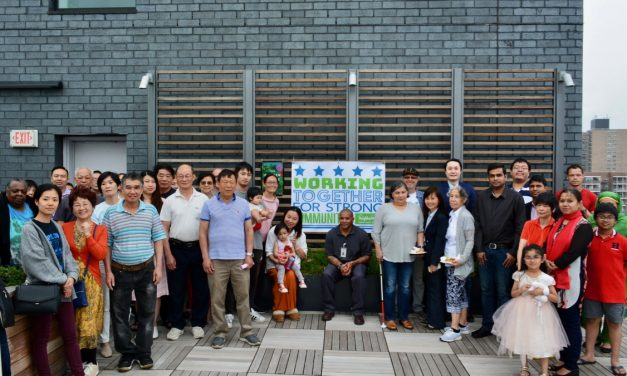 NeighborWorks Week: Growing Community (and Delicious Greens) at One Flushing!