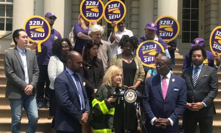 AAFE Joins Rep. Carolyn Maloney to Advocate For an Accurate 2020 Census