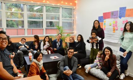 AAFE Opens Flushing Youth Center + Intergenerational Digital Lab