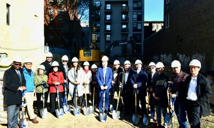 City and AAFE Kick Off Construction of New 100% Affordable Rental Development in East Village Neighborhood