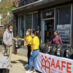 AAFE Hosts Community Assistance Events in Jackson Heights and Chinatown Dec. 18 and 19