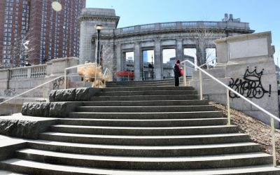 Next Steps at Forsyth Plaza Thanks to Neighborhoods Now Initiative