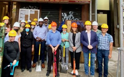AAFE Begins to Transform 3 East Village Buildings into Affordable Cooperatives