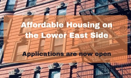 Applications Open For Affordable Apartments on the Lower East Side